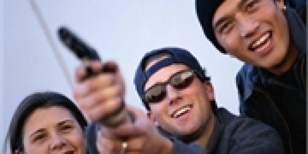 1 in 18 U.S. Teens Carries a Gun to School: Study