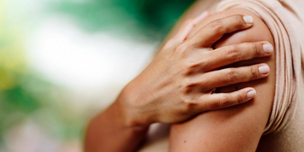 Causes of right shoulder and arm pain