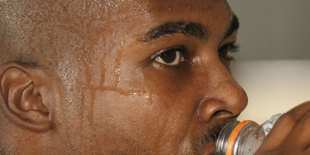 Diaphoresis: What causes excessive sweating?
