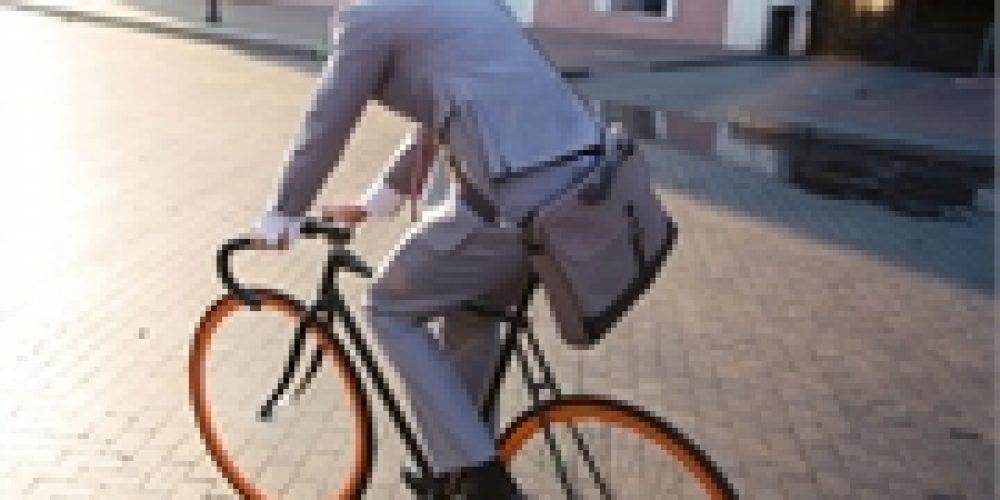 Do Your Heart a Favor: Bike, Walk to Work