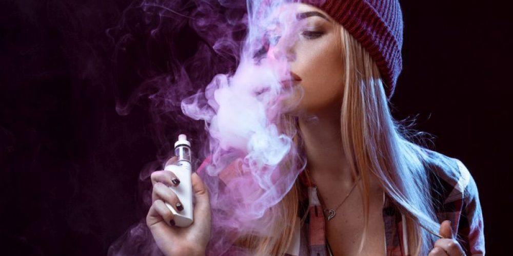 Flavored E-Cigarettes May Make Asthma Worse