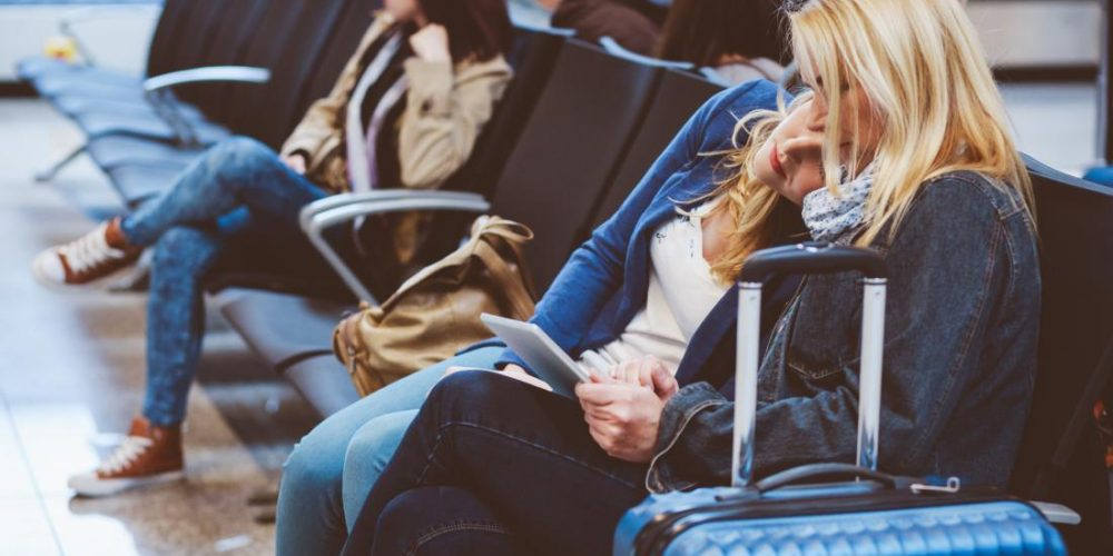 How exercise can counter the effects of jet lag