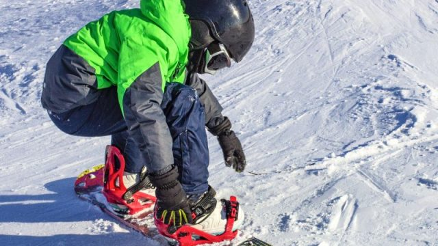 Keep Your Kids Safe, Warm in Wintertime Fun