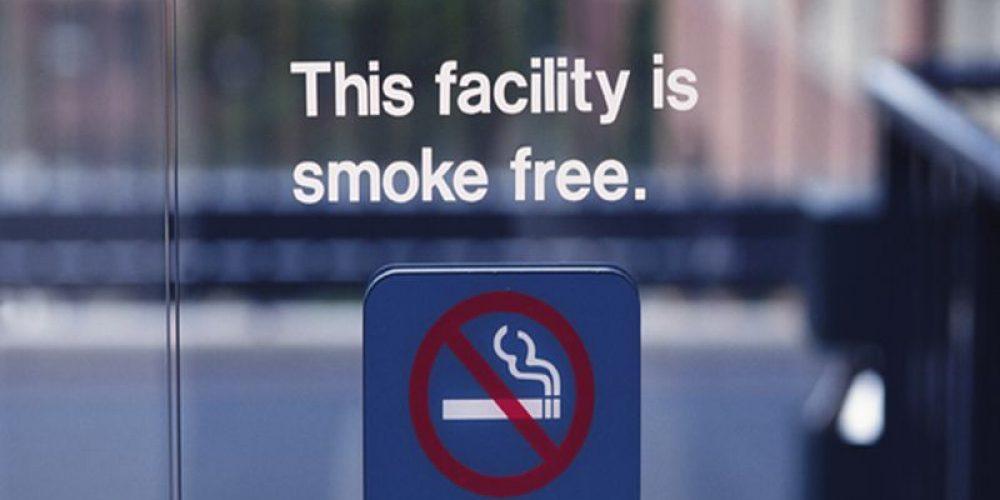 Smoking Bans Might Help Nonsmokers' Blood Pressure