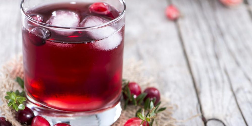 What are the health benefits of cranberry juice?