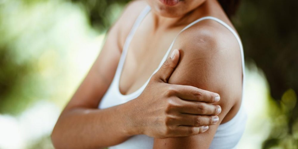 What to know about pimples on the arms