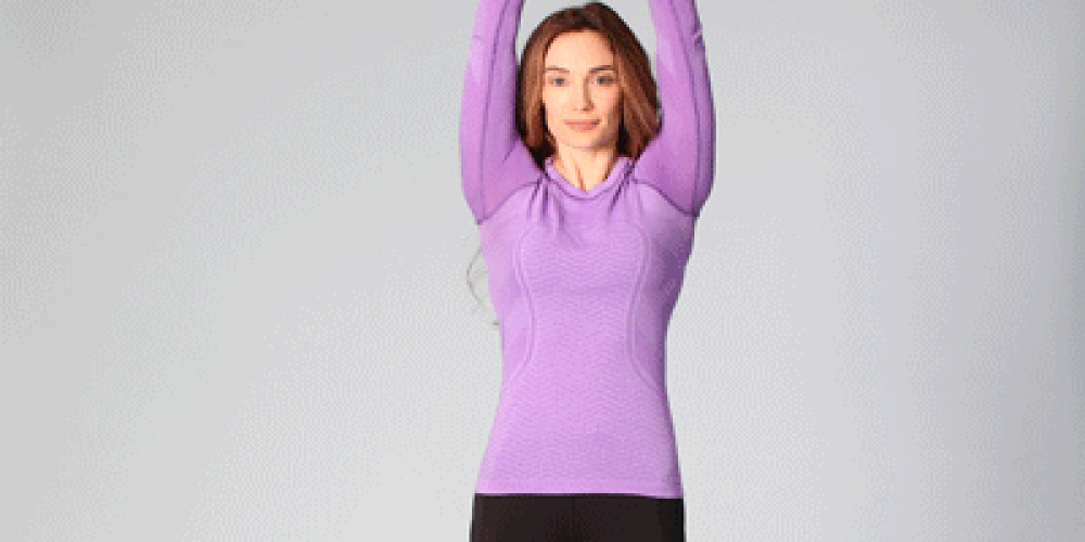 10 exercises for a pinched nerve in the neck