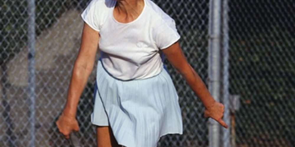 A Lifetime of Fitness Helps Women's Muscles in Old Age