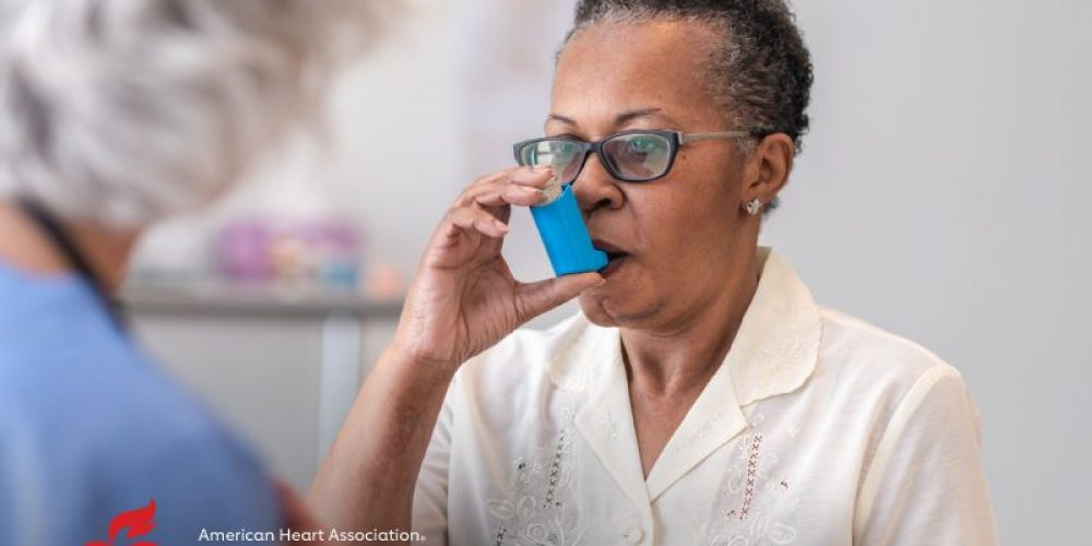 AHA News: Persistent Asthma Linked to Increased Risk for Heart Rhythm Disorder