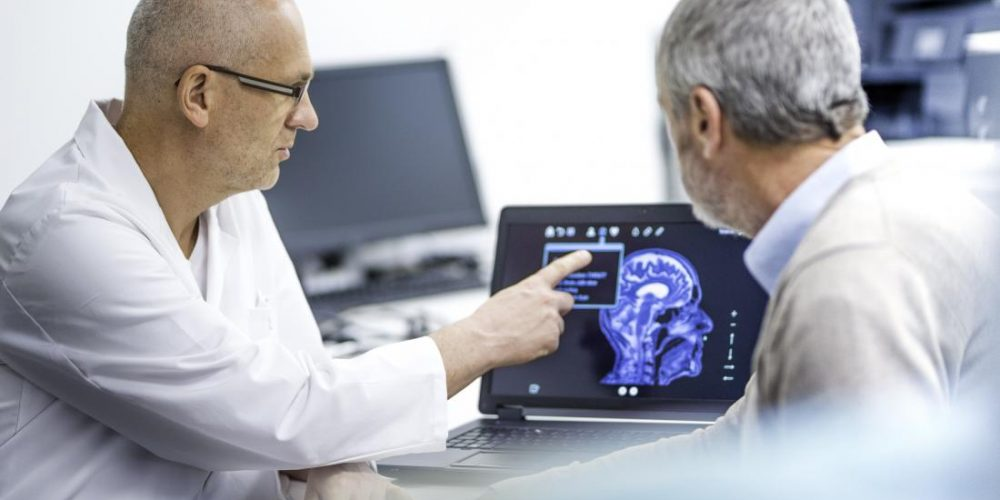 Central obesity linked to brain shrinkage