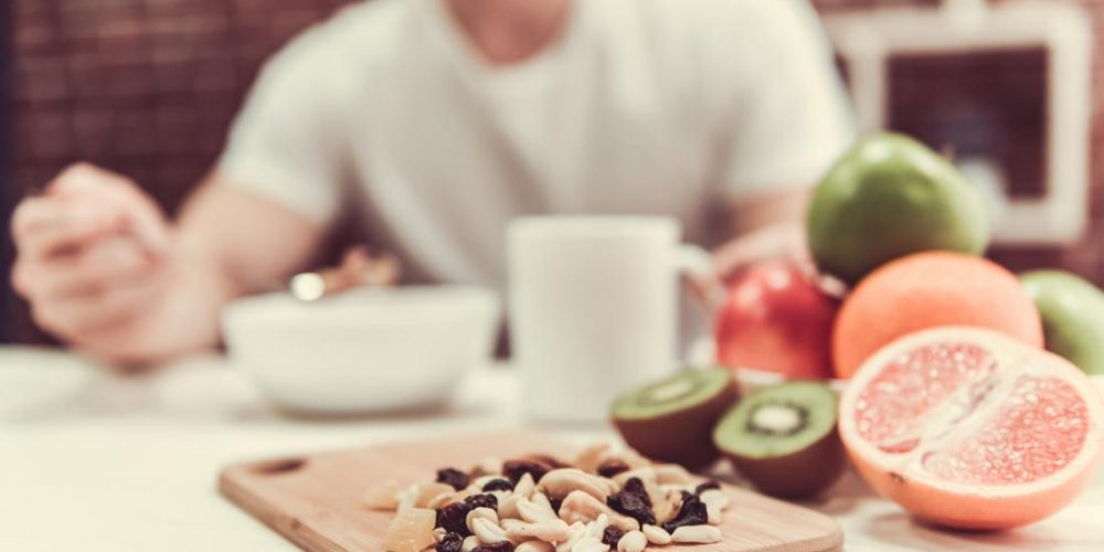 Men's sexual function may benefit from daily nut consumption