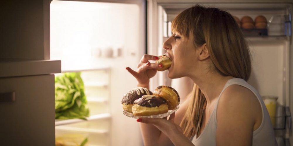 These neurons may 'tell us' to keep eating, even when we are full