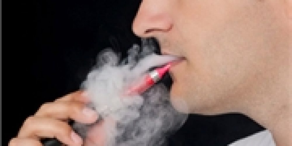 Vaping Now Tied to Rise in Stroke Risk
