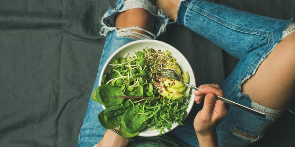 Vegans have a 'healthier biomarker profile'