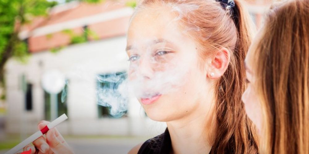 AHA News: Amid 'Epidemic' of School Vaping, a Search for Solutions