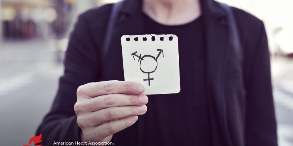 AHA News: Are Transgender Men and Women Who Take Hormones at Risk for Heart Disease?