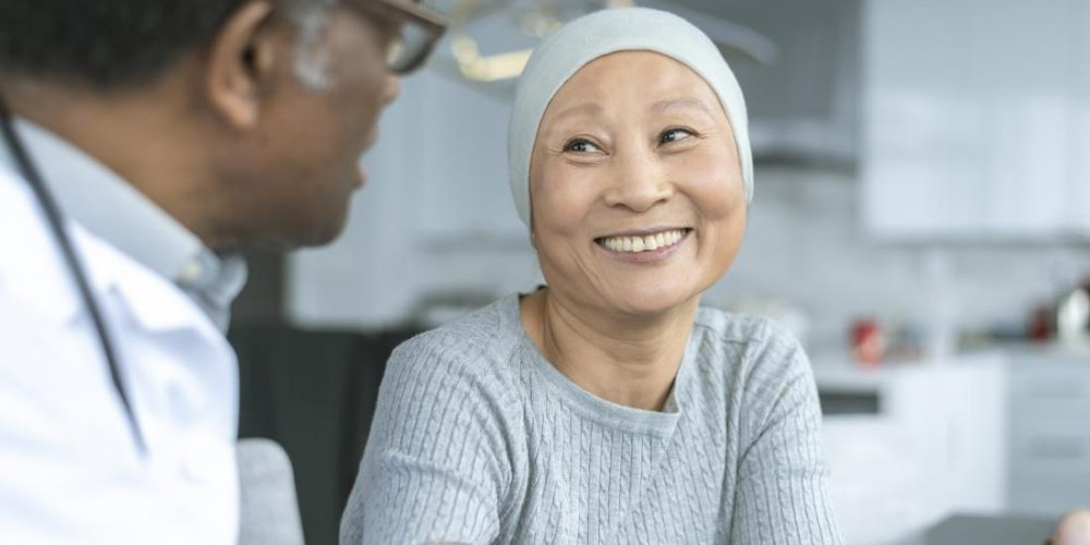 Cancer: Proton therapy has fewer side effects than X-ray radiation