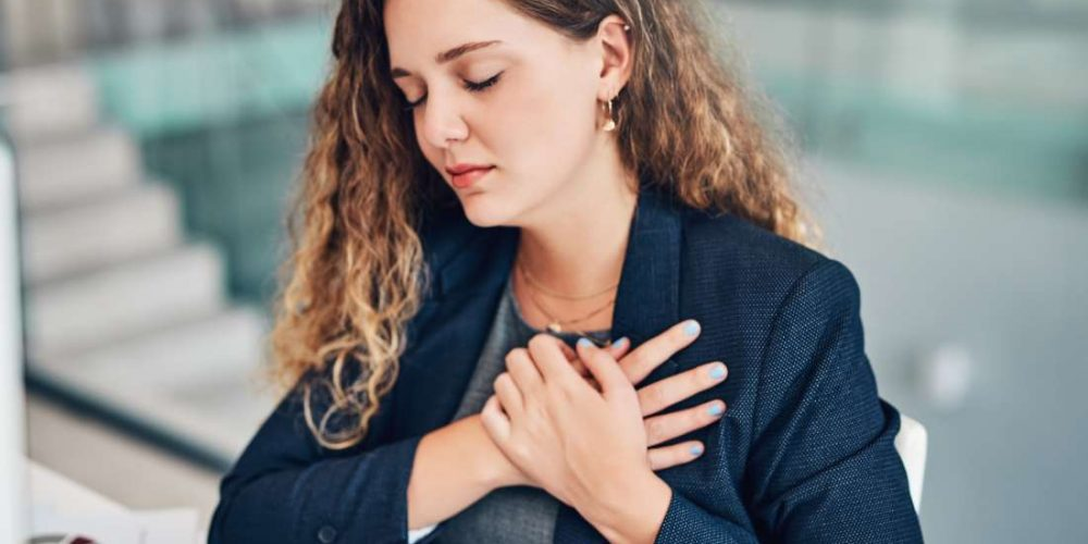 Causes and treatments for a burning chest