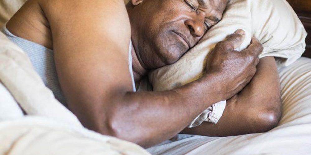 Deep Sleep 'Brainwashes' Us All, Study Claims