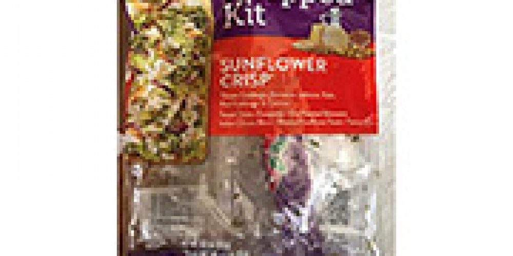 E. Coli Outbreak Spurs Packaged Salad Warning
