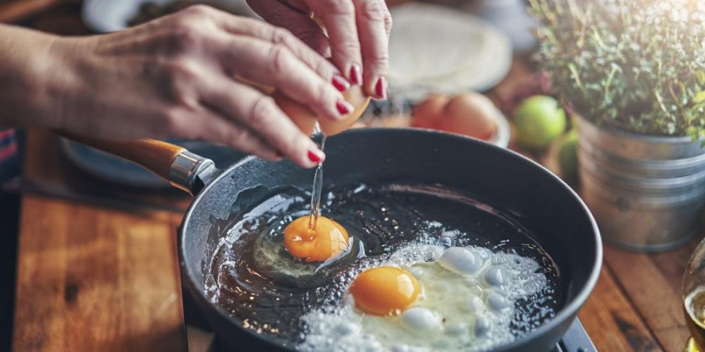 Eggs and cholesterol: Is industry funded research misleading?