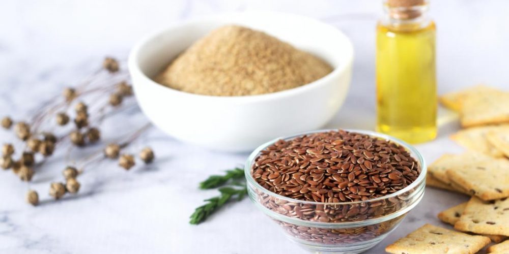 Flaxseed fiber could help reduce obesity