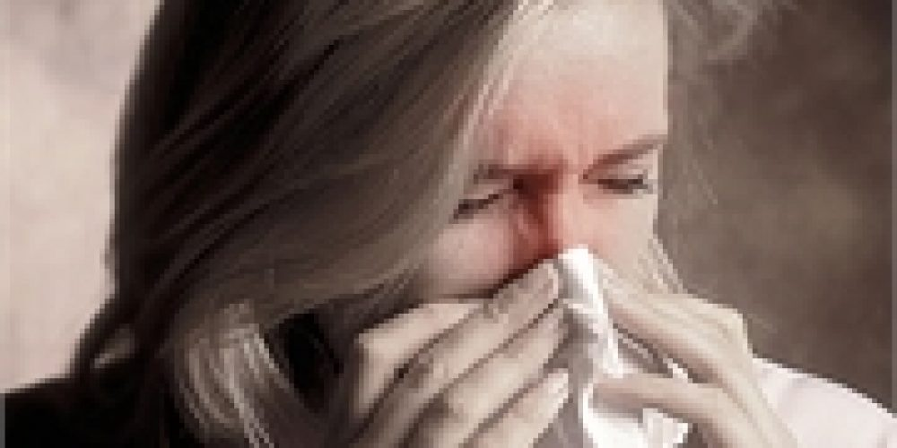 Flu Season Starting to Ramp Up in the South