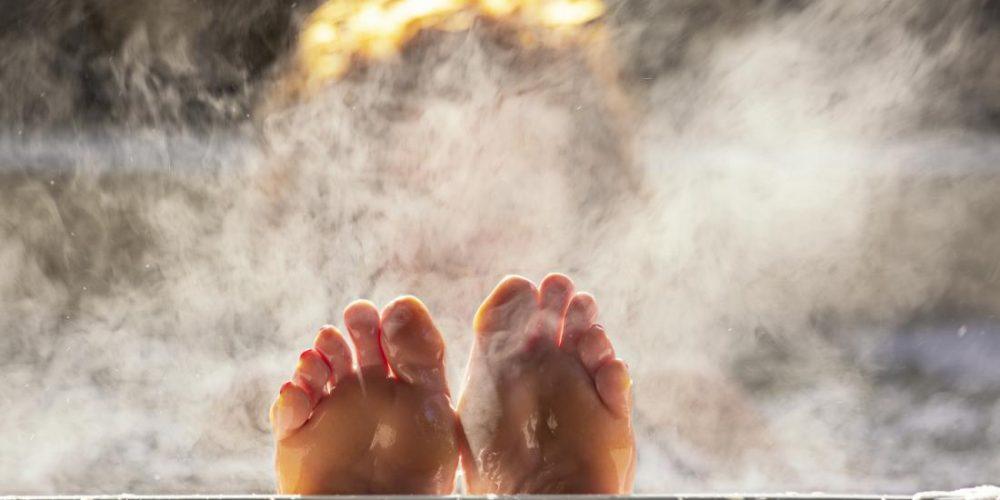 Hot baths reduce inflammation, improve glucose metabolism