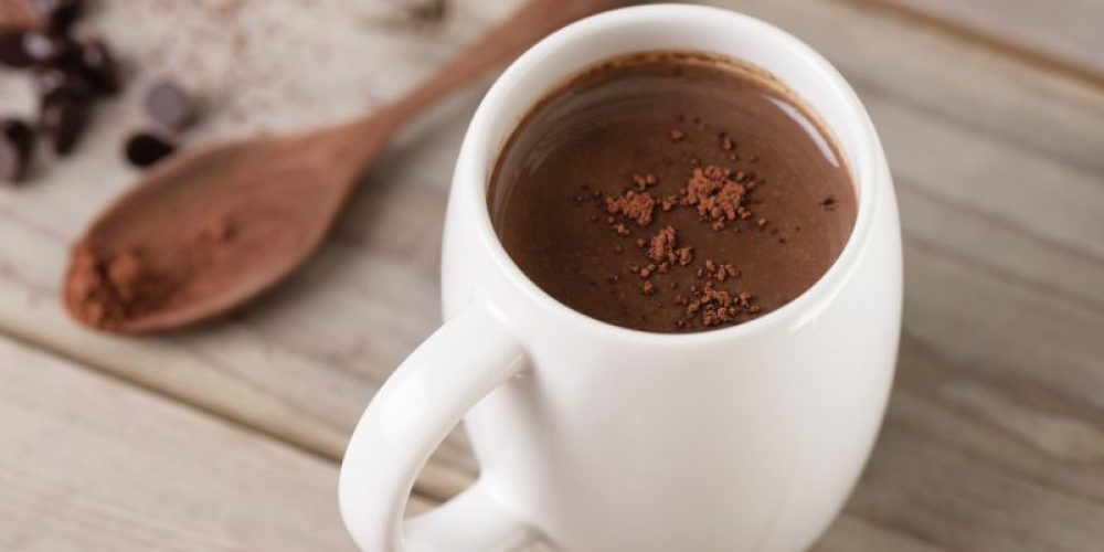 Hot Chocolate Could Help Ease Painful Clogged Leg Vessels