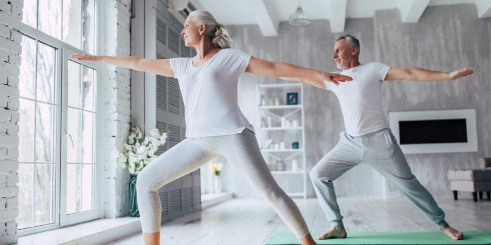 Just 8 weeks of yoga benefit rheumatoid arthritis