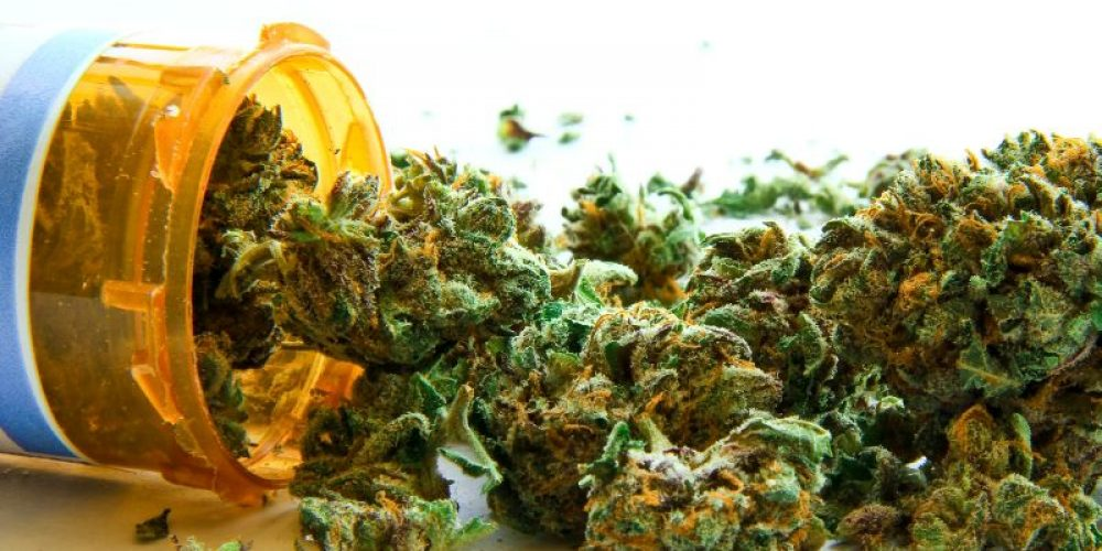 Legalizing Medical Pot Won't Ease Opioid Crisis: Study