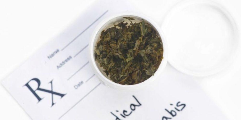 Medical Pot: An Elixir for the Elderly?