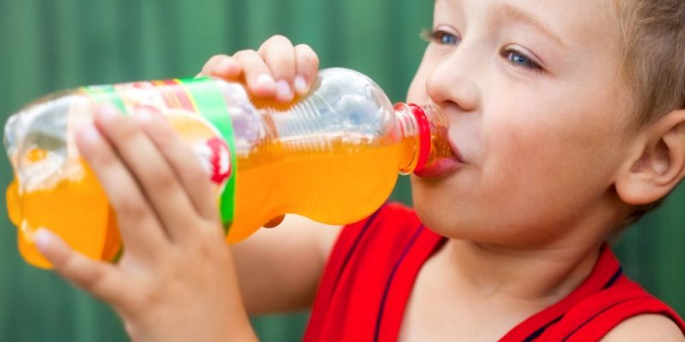 None of Top-Selling Kids' Drinks Meet Experts' Health Recommendations