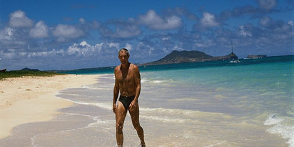 Ocean Swimming Causes Skin Changes: Study