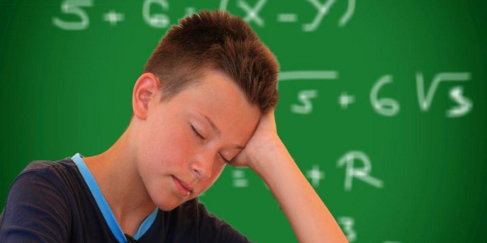 One-Third of U.S. Kids Too Sleepy to Succeed in School