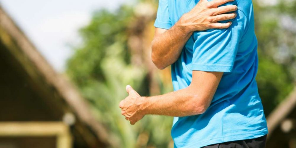 ¿Por qué me duele el brazo izquierdo?