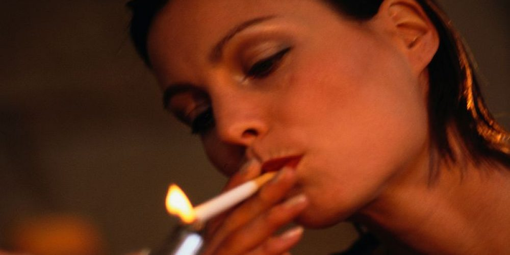 Pregnant? The Earlier You Quit Smoking, the Better