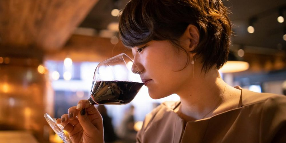 Red wine in moderation may protect gut health