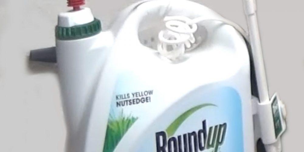 Roundup Linked to Human Liver Damage: Study
