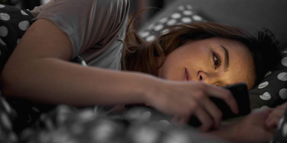 Screen time disrupts sleep by resetting internal clocks