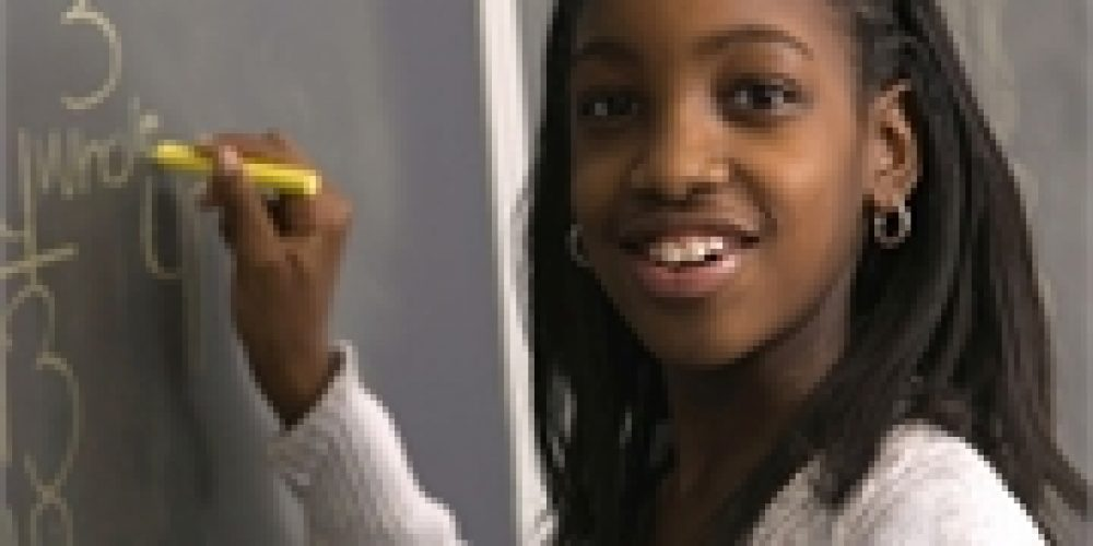 Stereotypes About Girls and Math Don't Add Up, Scans Show