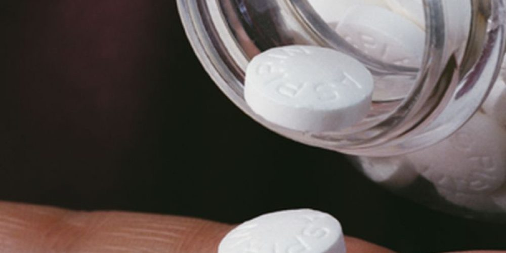 Stopping Aspirin 3 Months After Stent Is Safe, Study Finds