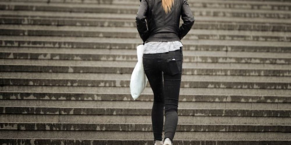 Take the Stairs: An 'Exercise Snack' Can Do Wonders for Your Heart and Lungs