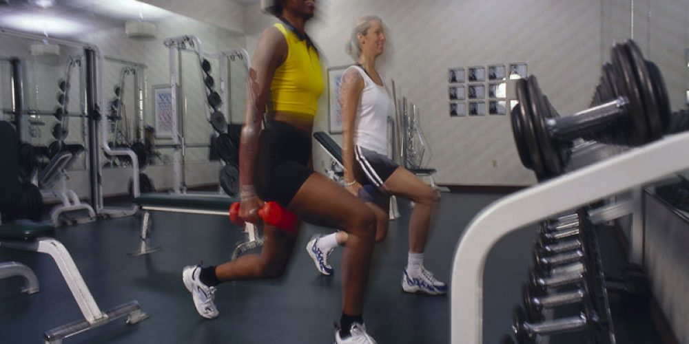 The Keys to Perfect Lunges and Squats
