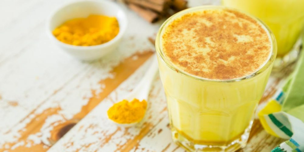What are the benefits of golden milk?