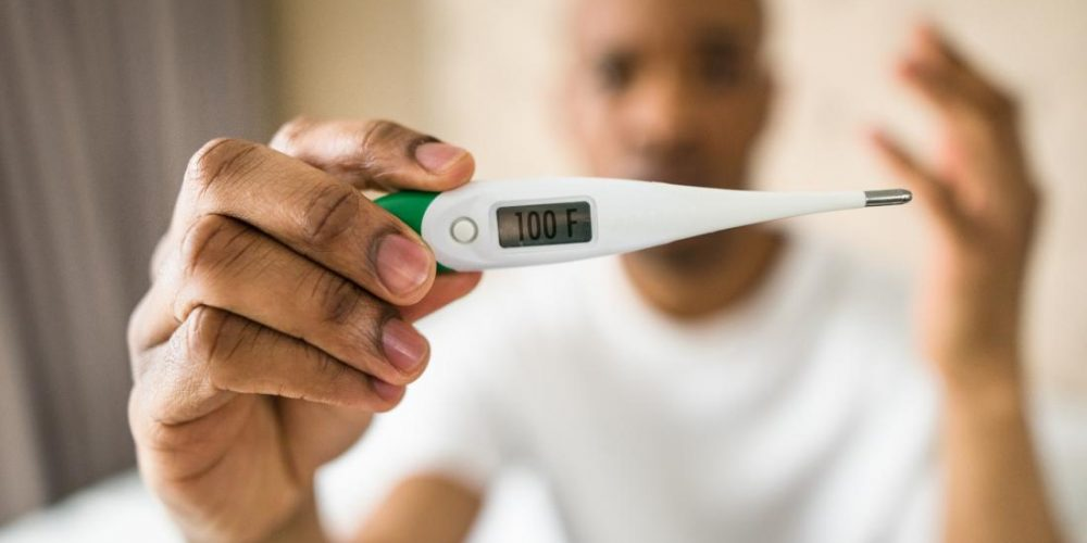 What to know about a fever and HIV